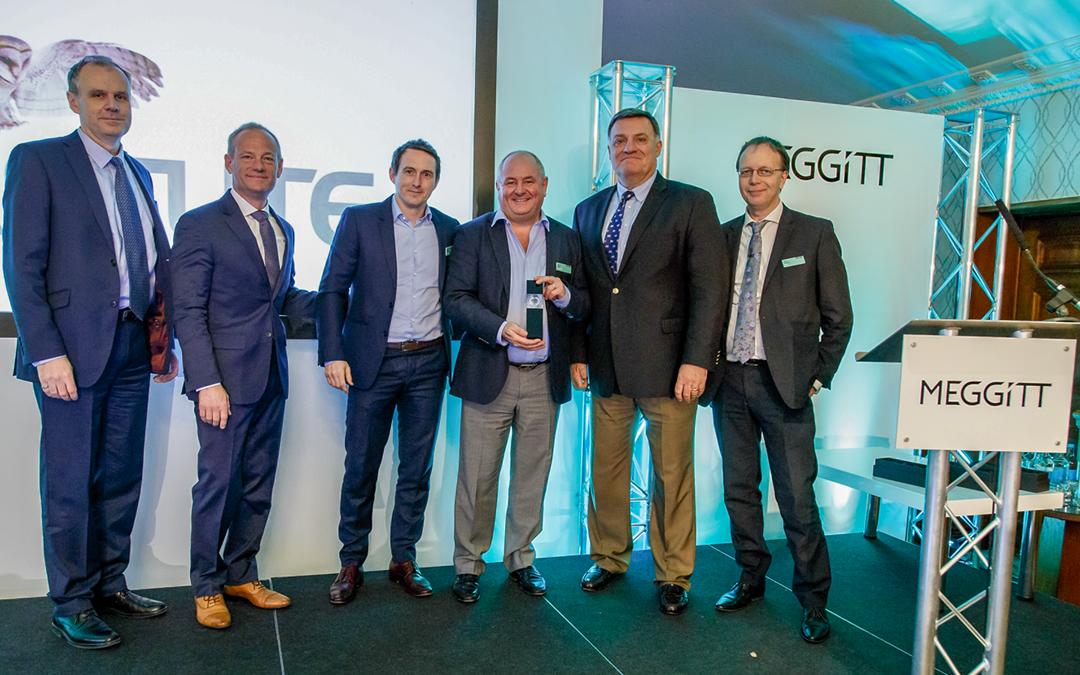 Astute named Meggitt's Supplier of The Year 2017 - Astute Electronics