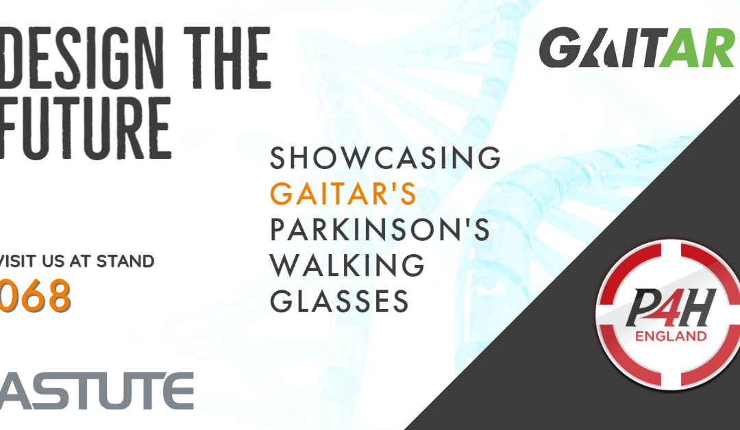 See at the show: GaitAR's Parkinson's Walking Glasses